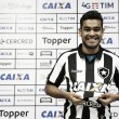 "Atacante Brenner celebra chance no Botafogo: ""Espero retribuir dentro de campo"""