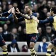 Brighton and Hove Albion 2-3 Arsenal: Gunners continue run to defend FA Cup