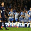 Brighton & Hove Albion 1-1 Tottenham Hotspur: Spurs left frustrated after brave Brighton earn a point