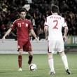 Bruno Soriano, en la lista para la Eurocopa
