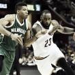 NBA - Cleveland sotto il segno di LeBron e le triple di Korver, i Timberwolves soffrono, ma vincono la prima