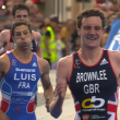 Victoria de Alistair Brownlee en Hamburgo