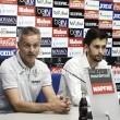 Fran Escribà y Juande Ramos, en busca de su primera victoria