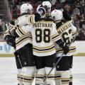Los Bruins apabullan a Carolina y ya están en la final de la Stanley Cup