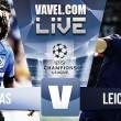 El Leicester City domina en su regreso a Europa