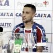 Lateral-direito Bruno é apresentado no Bahia: ''Mereço estar aqui''