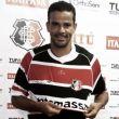 Bruno Mineiro é apresentado no Santa Cruz e se coloca à disposição para estrear diante do Sport