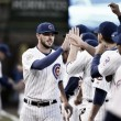 Kris Bryant out with Sprained Ankle