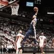 NBA playoffs, Miami non regge l'urto dei Sixers in gara-3 (108-128)