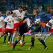 RB Leipzig 2-1 Schalke 04: Werner and Kolasinac own-goal keep Leipzig top