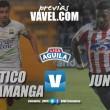Previa Bucaramanga vs Junior: debut en busca de mejorar la imagen