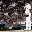 Boston Red Sox bullpen beginning to fall apart