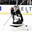 Los Angeles Kings swap goalies, draft picks, with Tampa Bay Lightning