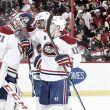 Canadiens y Wild cierran sus series y pasan a segunda ronda