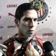 Marco Bueno anotó su primer gol en partido oficial con Chivas