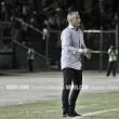 Sergio Bueno, molesto por el resultado ante Pumas
