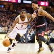 Chicago Bulls vs Cleveland Cavaliers Live Results Stream and 2015 NBA Scores in Game 1 (45-42)