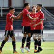 Northern Ireland U18 0-1 Man Utd U18: Burkart strike makes it a happy return to SuperCupNI for Reds