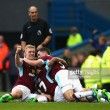 Burnley 2-1 Everton: Hosts grab a last minute winner against the run of play