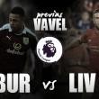 Burnley - Liverpool: ¿de tres en tres?