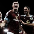 El Burnley convence