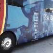 Presentado el nuevo autobús oficial del Real Zaragoza