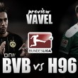 Borussia Dortmund vs Hannover 96 Preview: Can the visitors pull off a huge shock?