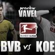 Borussia Dortmund - 1. FC Köln Preview: Die Schwarzgelben keen to end solid season on a high