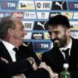 """Giampiero Ventura: """"Nos enfrentaremos a un equipo que quiere hacer historia"""""""