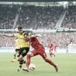 Embalado Dortmund encara lanterna Hannover sonhando com título da Bundesliga