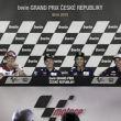 MotoGP, le dichiarazioni dei piloti durante la conferenza stampa a Brno