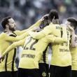 El Borussia Dortmund remonta en un partido flojo