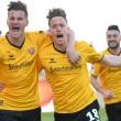 Erzgebirge Aue 1-4 Dynamo Dresden: First half blitz sends visitors fifth