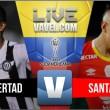 Libertad vs Santa Fe en vivo y en directo online por la Copa Sudamericana 2017 (0-0)