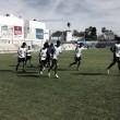 Dos jugadas aisladas a balón parado condenan al Betis B