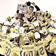 Suecia, campeón del mundo