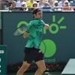 ATP - Miami Open 2017, il programma maschile: Federer - Bautista, Nadal gioca con Mahut, c'è Fognini
