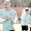 Robben a un paso de dejar la selección