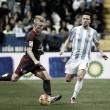 Amonestados del Málaga CF frente al Celta de Vigo