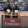 Cabal y Farah, campeones en Niza