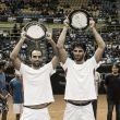 Cabal y Farah ascendieron en la clasificación de la ATP