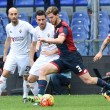 Paso atrás para Genoa y Fiorentina