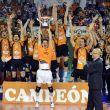 CAI Teruel, campeón