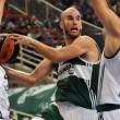 Eurolega: il Pappas che non ti aspetti, Panathinaikos ok contro lo Zalgiris