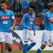 Crotone-Napoli 1-2: azzurri di nuovo vincenti, decidono Maksimovic e Callejon