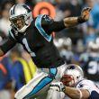 Patriots battuti dai Panthers grazie ad un grande Newton