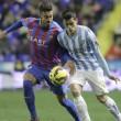 Levante - Málaga: sin margen para el error
