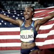 Brianna Rollins suspended for one year after missing three drugs tests