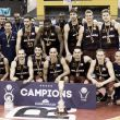 Pau Ribas envía la XXXVI Liga Catalana a Barcelona