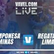 Jogo Camponesa/Minas x Regatas Lima (PER) AO VIVO hoje pelo Sul-Americano de Vôlei (0-0)